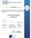 cmcsertifikat